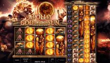 Apollo Slot Game