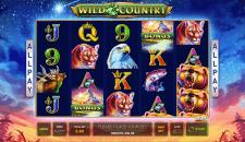 Wild Country Novomatic Slot
