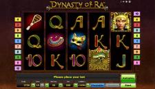 Dynasty of Ra Novomatic Slots